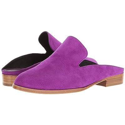 Clergerie Alicen (Purple Suede) Women