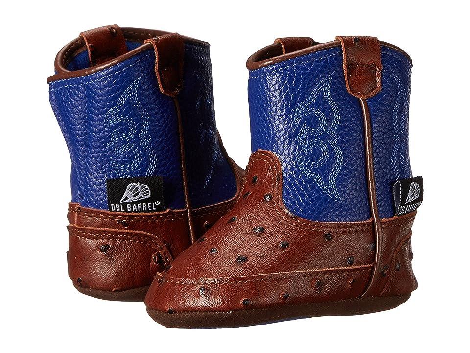 M&F Western Kids Baby Bucker Weston (Infant/Toddler) (Blue) Cowboy Boots