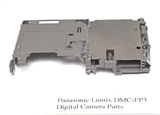 Genuine Panasonic Lumix DMC-FP3 System Main Frame w/Battery Compartment - Replacement Parts