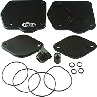 (Compatible With Sea-Doo) Deluxe Billet RXP RXT GTX RXP-X RXT-X Performance OPAS Block Off Kit