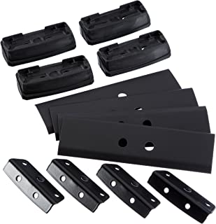 Thule 3042 Montage Kit für Rapd Fixpoint XT   Fixpunktfußsatz 751