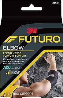 پشتیبانی Futuro Precision Fit Alcove، پشتیبانی متوسط، تنظیم مناسب