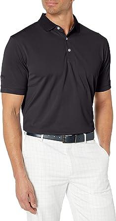 Callaway Men's Short Sleeve Opti-Shield 15 Ottoman Polo
