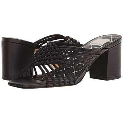 Dolce Vita Delana (Black Leather) Women