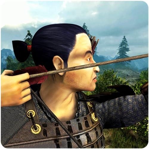 Samurai-Krieger Assassine Siege