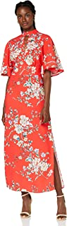 Marca Amazon - TRUTH & FABLE Vestido Mujer Estampado