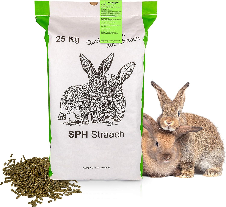 SPH Kaninchenfutter Kokzi 8Kg Sack Sack   universelles Futter aus  regionaler Produktion