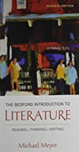 Bedford Introduction to Literature 7e + Cd-rom Literactive + Writing About Literature