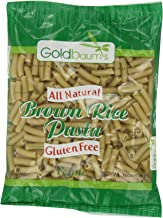 Goldbaum's Brown Rice Pasta, Penne, 16 Ounce (Pack of 12)