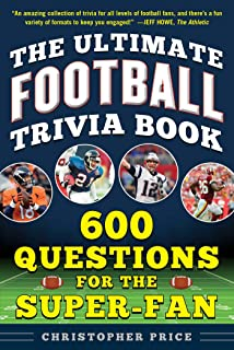 Best american football trivia Reviews