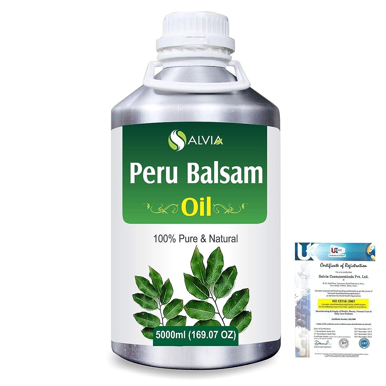 感情の征服タイプライターPeru Balsam (Myroxylon Pereirae) 100% Natural Pure Essential Oil 5000ml/169fl.oz.