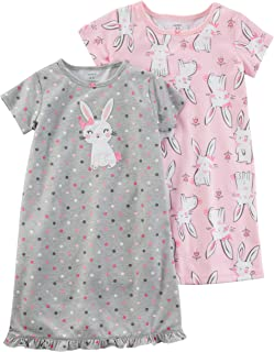 Girls' 2 Pk Gown Poly 373g076