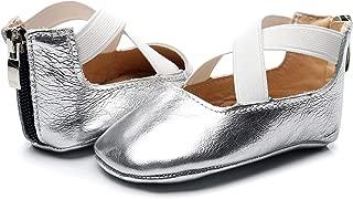 Bebila Baby-Girls Mary Janes,Moccasins,Slippers,Ballet Flats,