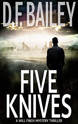 Five Knives: A Will Finch Mystery Thriller (English Edition)