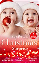 Their Twin Christmas Surprise: Twins for a Christmas Bride / Expecting a Christmas Miracle / Twins Under His Tree