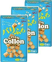 江崎グリコ クリームコロン 6袋×3個