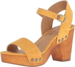 Lucky Brand Women's Trisa High Heel Heeled Sandal