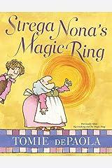 Strega Nona's Magic Ring (A Strega Nona Book) Kindle Edition
