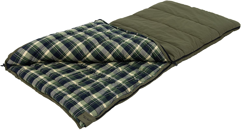 Best Flannel Sleeping Bag