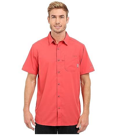 Columbia Slack Tidetm Camp Shirt (Sunset Red) Men