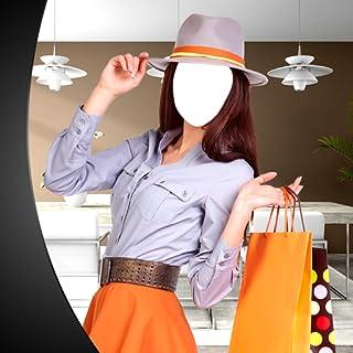 Shopping Girl Dress Editor