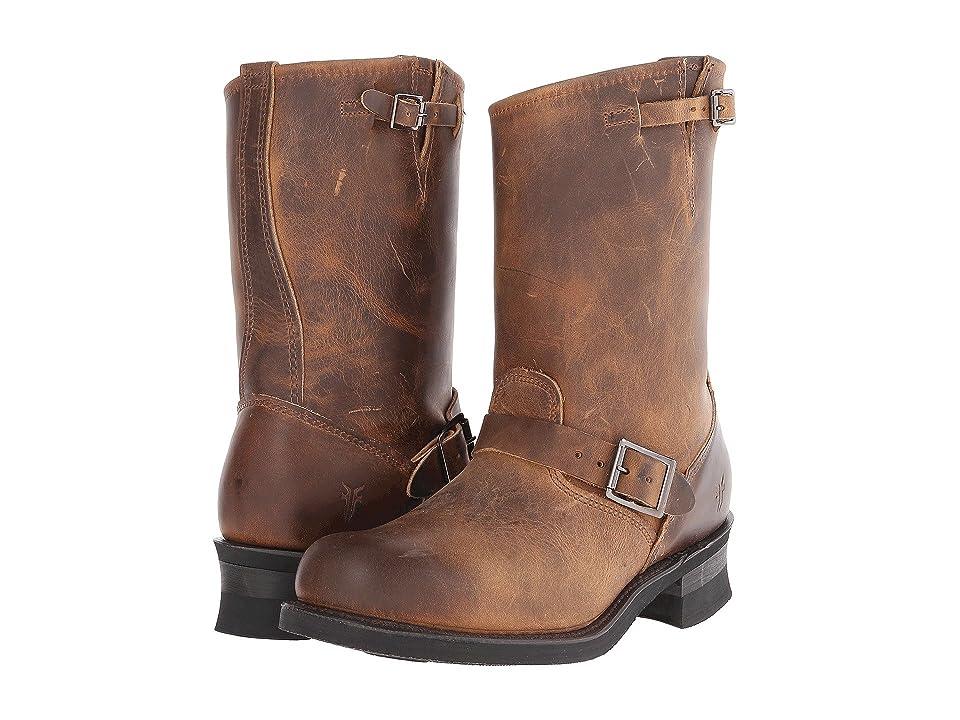 Frye Engineer 12R (Dark Brown Old Town Leather) Men