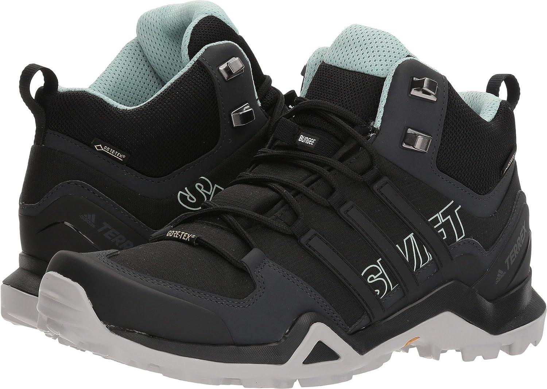 Tercero Honesto Acuoso  Amazon.com | adidas Terrex Swift R2 Mid Gore-TEX Hiking Boot Womens |  Hiking Boots
