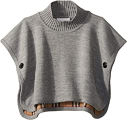 Mini-Beatrix Cape Sweater (Little Kids)
