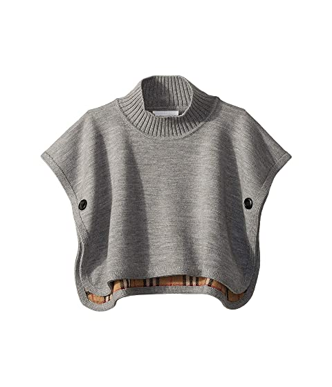 Burberry Kids Mini-Beatrix Cape Sweater (Little Kids)