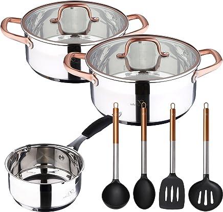 Amazon.es: Infinity chefs - Sartenes y ollas / Menaje de cocina ...