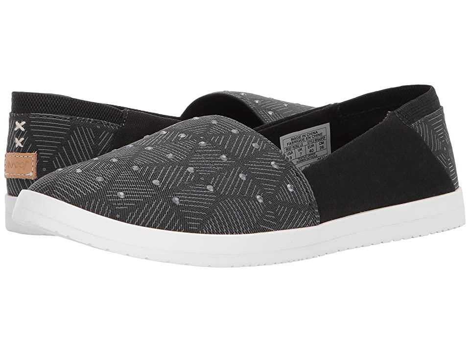 Reef Rose LX (Black/White) Women