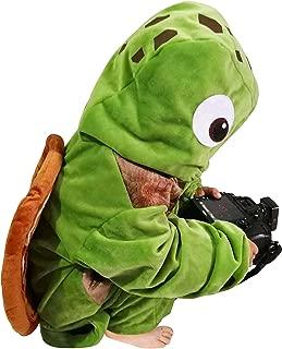 Kids Sea Turtle Costume Unisex Children Toddler Ocean Animal Cosplay Halloween Pajamas Sleepwear Outfit