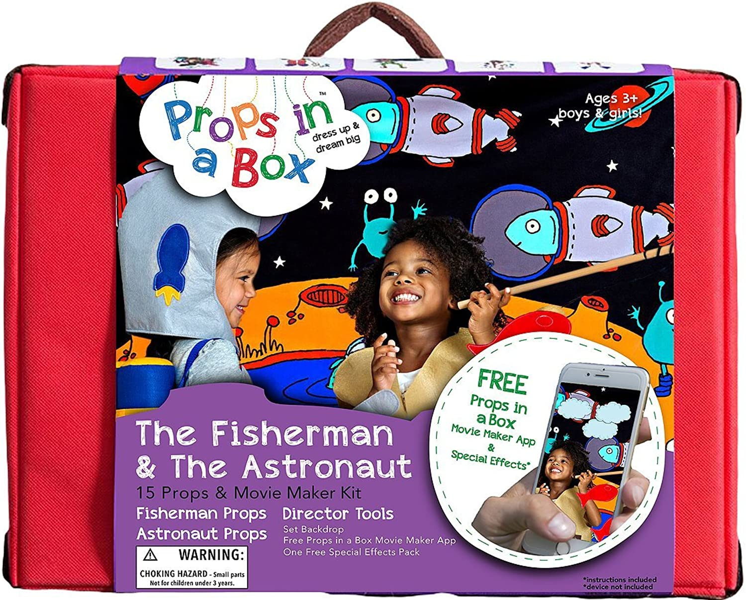 70% de descuento Props in the Box PB1503 The Fisherman and The The The Astronaut Costume by Props in the Box  popular