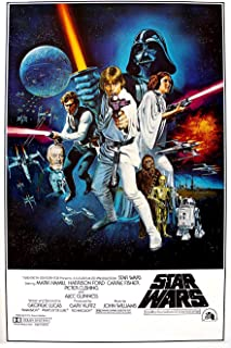 star wars a new hope poster original