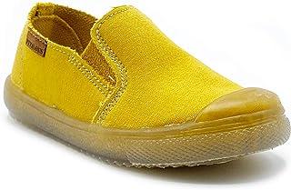 Baskets en toile écologique pour fille et garçon/fille avec aromathérapie anti-moustiques/chaussure enfant avec fermeture ...