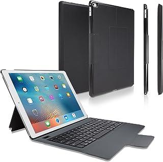 Teclado para iPad Pro de 12,9 polegadas (1ª geração de 2015) (teclado da BoxWave) – Capa Slimline Buddy para iPad Pro de 1...