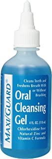 Maxi-Guard Oral Cleansing Gel, 4-Ounce