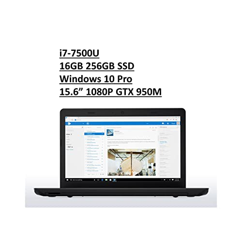 2017 Lenovo ThinkPad E570 15.6