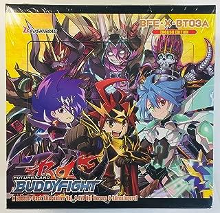 Buddyfight Original Sleeve Collection Vol.34 Raiteiryu Barubatsu  92mm x67mm