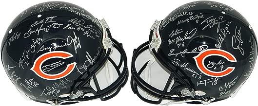 1985 Bears Team Signed Chicago Bears Riddell Authentic ProLine Helmet - Schwartz COA