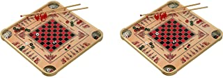 Carrom Game Board Large (2-Pack)