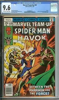 marvel team up #69