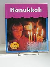Hanukkah (Fiestas con velas) (Spanish Edition)
