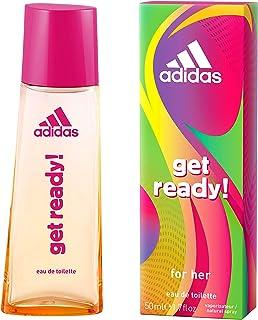 Adidas Get Ready Eau de Toilette for Women, 100ml