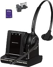 $239 » Plantronics Savi W710 Wireless Headset Bundled with Lifter and Headset Advisor Wipe (Renewed)