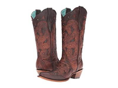 Corral Boots C3044 (Brown) Women
