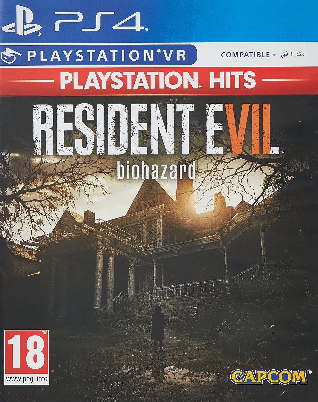 San Diego Mall Resident Evil 7 Max 75% OFF Biohazard PSVR PS4