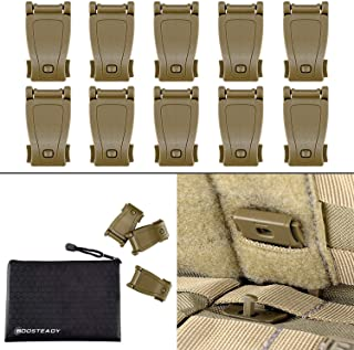 Best molle buckle clips Reviews
