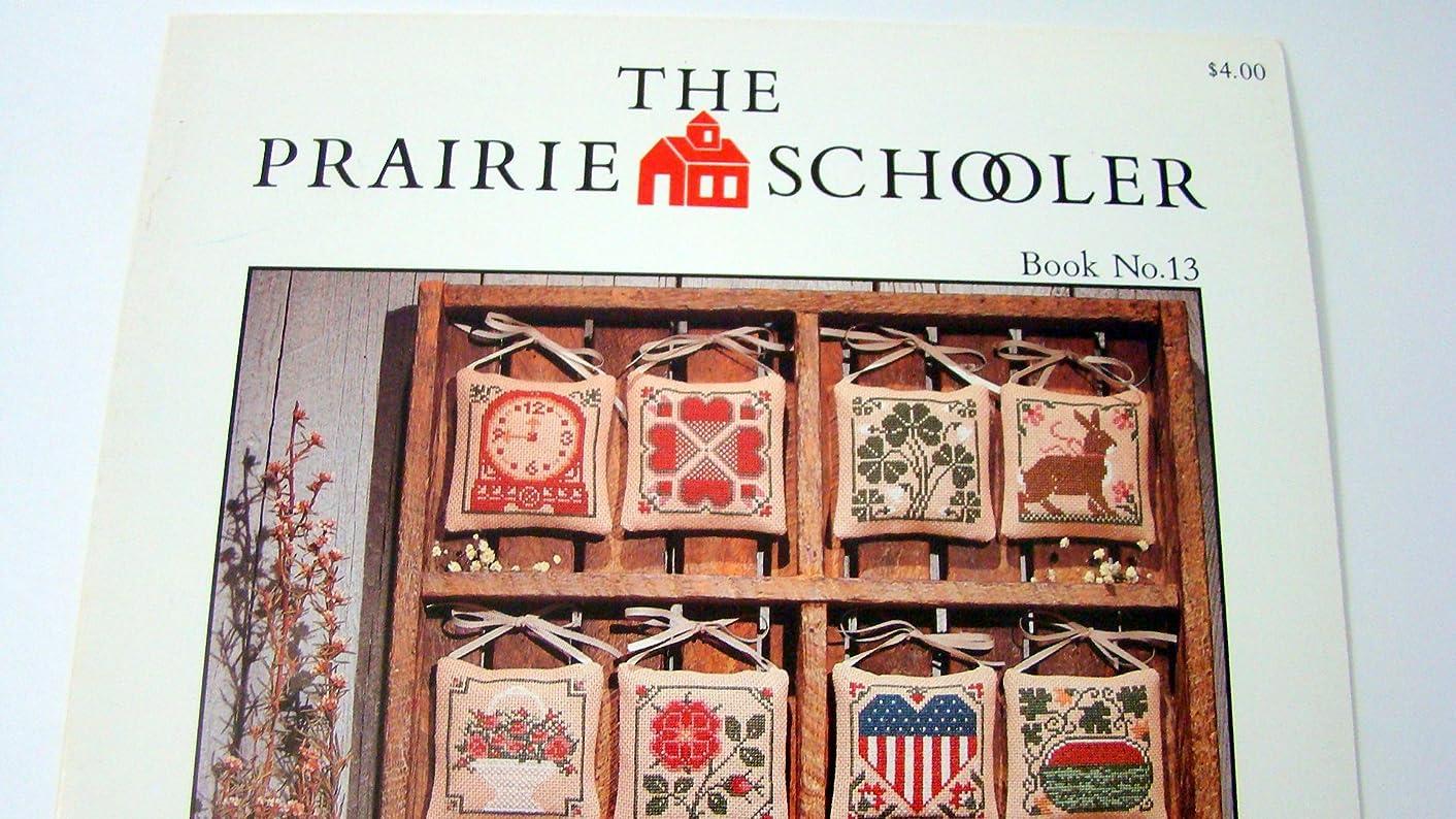 A Prairie Year (The Prairie Schooler, Book No. 13) (Cross Stitch)