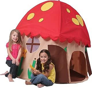 Bazoongi Play Structure Mushroom House